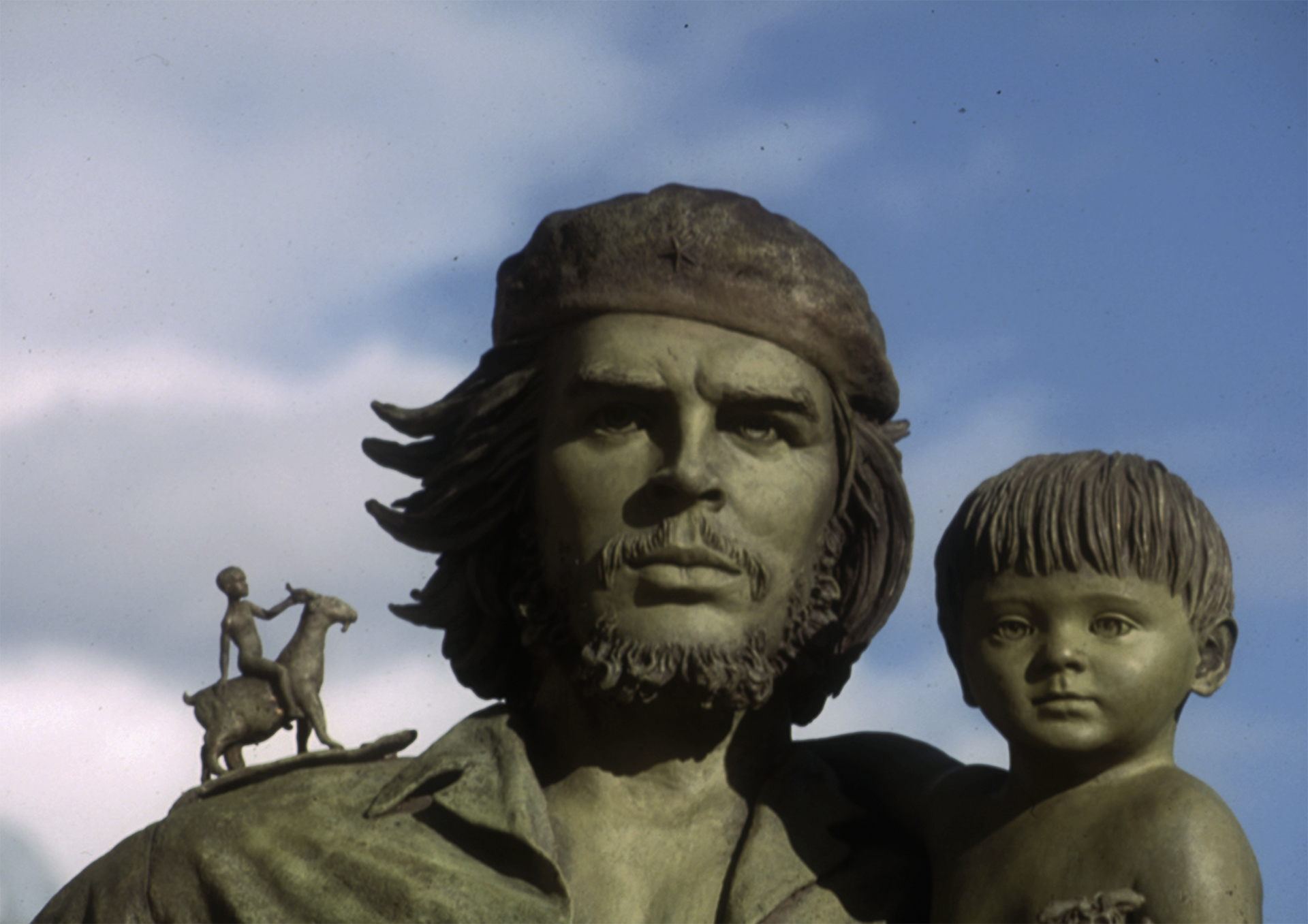 CHE WITH CHILD